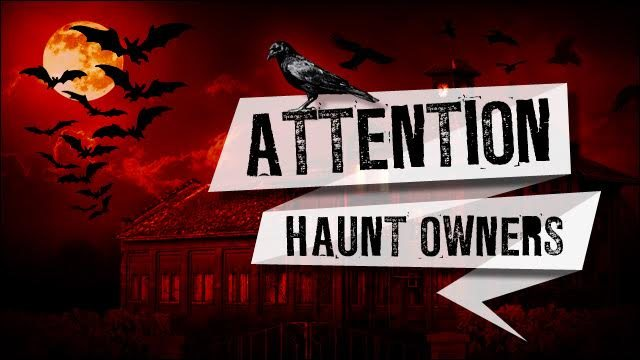 Attention Minnesota Haunt Owners