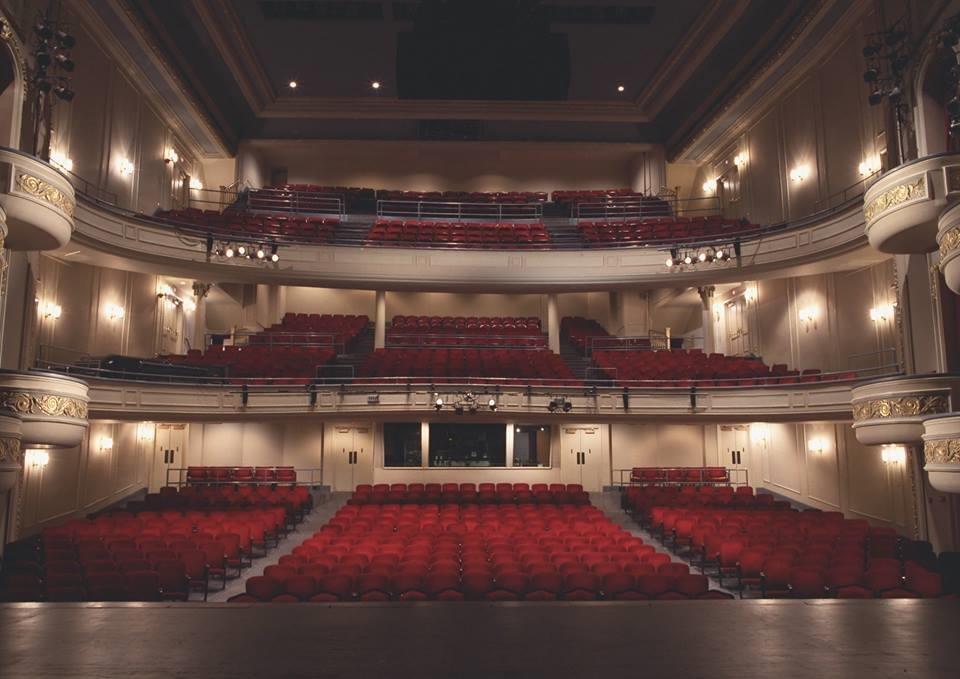 Fitzgerald Theater Saint Paul Minnesota Real Haunted Place