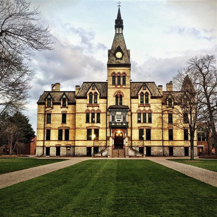 Hamline university saint paul minnesota real haunted place for Building a house in mn