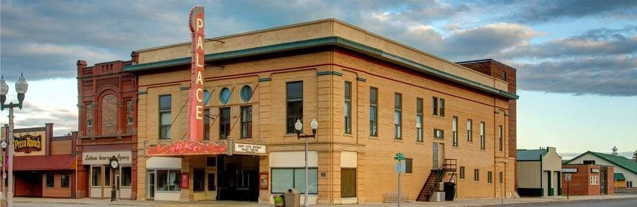 Cottage Grove Mn >> Palace Theatre   Luverne Minnesota   Real Haunted Place